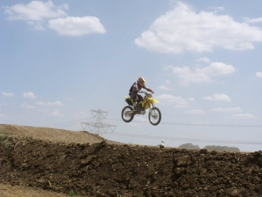 Tormarton MX Practice Track photo